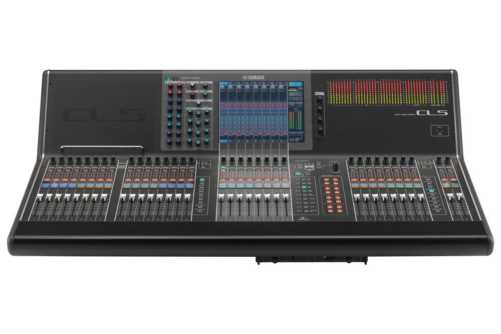 Yamaha CL5 Digitalmischpult
